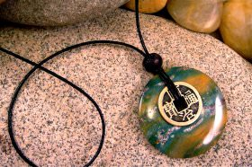 Sacred Earth Amulets Large