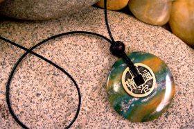 Sacred Earth Amulets Large