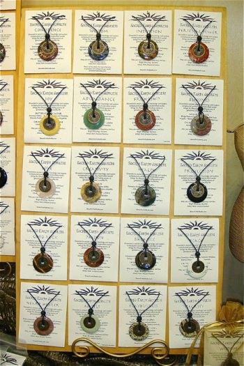 Baker's Dozen Sacred Earth Amulets Medium