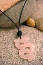 Dragon Stone Rose Quartz